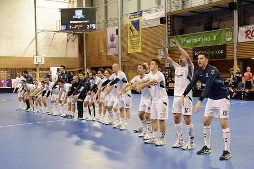 Superliga florbalu 14. kolo / vs Black Angels (TV UTKÁNÍ)