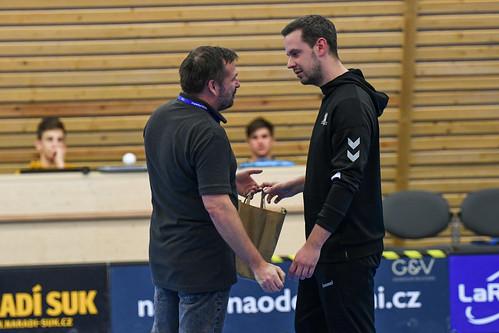 Superliga florbalu 19. kolo / vs FBC ČPP Ostrava