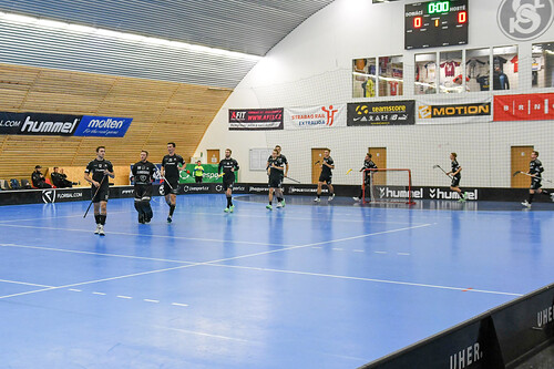 Livesport Superliga 5. kolo / vs. Florbal Chodov