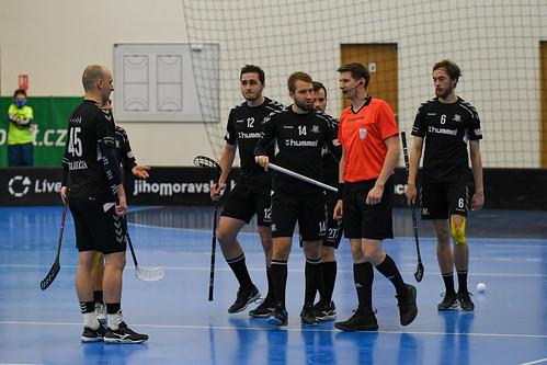 Livesport Superliga 18. kolo / Hu-Fa Panthers Otrokovice